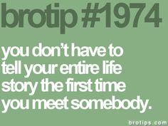 #brotips