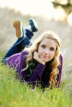 Holly & Ryan: Sarah »High School Senior«
