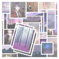 """""""Character Aesthetic - Tsukiyama Shuu [Tokyo Ghoul]"""" by ender-chic52 ❤ liked on Polyvore featuring art"""