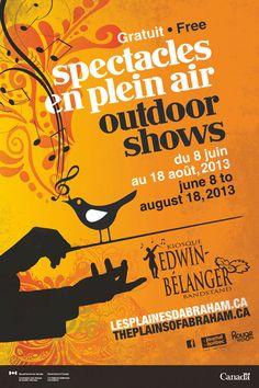 Edwin-Bélanger Bandstand - Shows - Activities - Home Canada, Jazz Blues, Quebec City, Plein Air, Thursday, Musicals, June, Sunday, Activities
