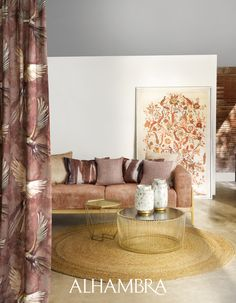 Curtain Fabric, Furnishings, Showroom Design, Curtains, Furniture, Beautiful Homes, Fine Furnishings, Home Decor, Upholstery