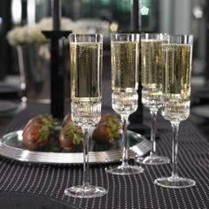 ralph lauren champagne flutes