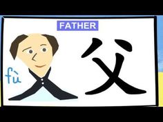 Basic Chinese Character Components - People - YouTube