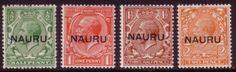 Nauru second set 300