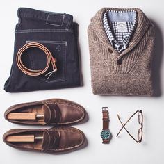 casual mens fashion that look really hot:) 503069 Look Fashion, Winter Fashion, Mens Fashion, Fashion Tips, Fashion Design, Fashion Trends, Style Masculin, Mein Style, Men's Wardrobe
