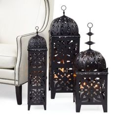 Casablanca Lanterns