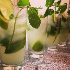 Yummy mocktails for non-boozy (but very cool) wedding drink alternatives   Offbeat Bride
