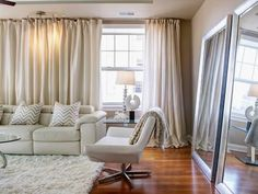 Don't let the size of your studio apartment put you in a design crunch. Maximize your small space with these simple design tips.