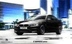 2014 BMW M3 SEDAN [RENDER]