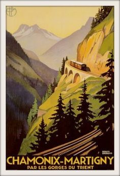 Vintage poster India - vintage travel poster Vintage Train Travel Posters Vintage mid-century British travel poster by Daphne Padden. Old Poster, Retro Poster, Poster Poster, Poster Wall, Train Posters, Railway Posters, Vintage Ski Posters, Cool Posters, Art Posters