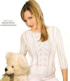 Knitting Projects, Knits, Sweaters, Fashion, White Knit Sweater, Dots, Tricot, Moda, Fashion Styles