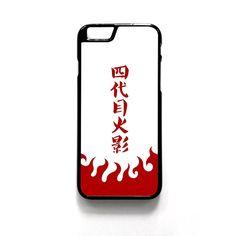 NARUTO 4th Hokage Namikaze Minato For Iphone 4/4S Iphone 5/5S/5C Iphone 6/6S/6S Plus/6 Plus Phone case ZG