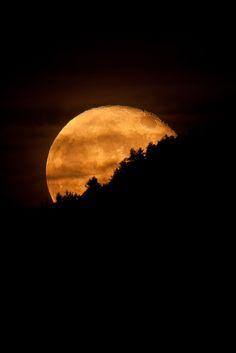 il sorgere della luna.. by S-e-n-t-e-n-z-a