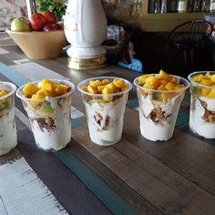 Breakfast time....
