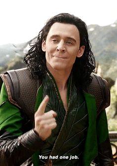 """""""Loki you're upset Looo-kiiiii....""""*O*"""
