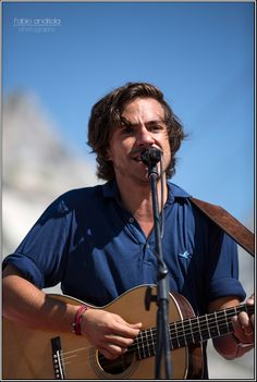 Jack savoretti wears Brooksfield during his European tour!