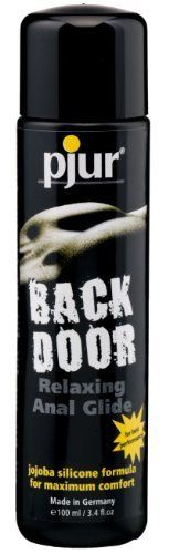 Amazon.com: Pjur Backdoor Glide 100 ml Lube Personal Lubricant: Health & Personal Care ONLY AT $18.88