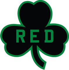 Boston Celtics Red Auerbach Memorial Logo