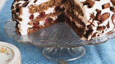 Trinidad black cake uses two uniquely West Indian ingredients: mixed essence and burnt sugar syrup.