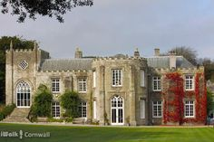 Prideaux Place, Padstow, Cornwall