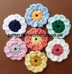 justcrochet's Pattern Store on Craftsy   Support Inspiration. Buy Indie.