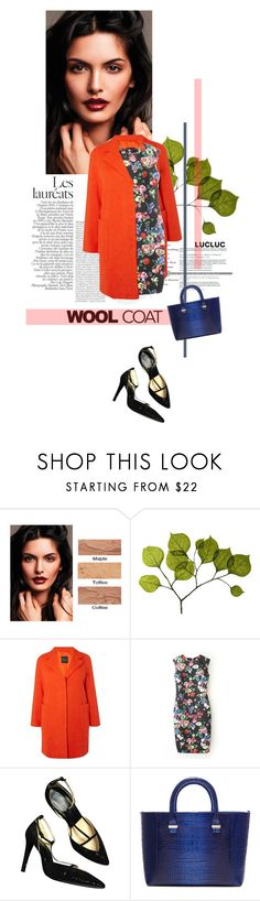 """Keep it together"" by mycherryblossom ❤ liked on Polyvore featuring Dot & Bo, Persona and Victoria Beckham"