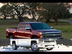 Chevrolet Silverado High Country 2014 Interior Exterior detail photo