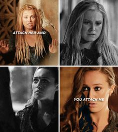 That's exactly what happen Still miss lexa