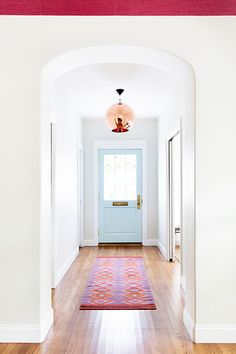 Pretty Pendant - 10 Entryways We Want To Walk Right Into - Photos