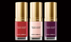 Nail trends 2015: discover the 41 colors for the spring summer of Dolce&Gabbana Nail Lacquer - Swide
