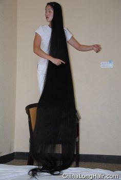 ChinaLongHair Forum-Long Hair Photos-Xia Aifeng's new photos--2