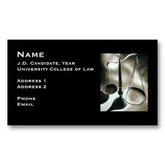 15 best business cards for law students images on pinterest law law student business card 3 cheaphphosting Choice Image