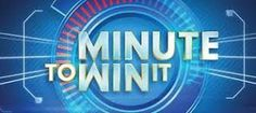 Minute to Win it games - ones that work with kids, reward system - tips to make your party work and run smoothly