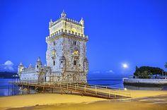 Torre de Belém. Lisboa, Portugal (by ces@r_)