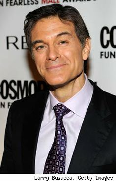 We Tried It: Dr. Oz's 10 Commandments for Weight Loss