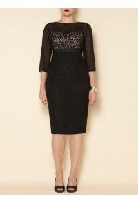 Swan By Clements Ribeiro Lace Grace Dress