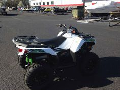 New 2016 Arctic Cat Alterra 500 XT™ ATVs For Sale in North Carolina. The minimum operator age of this vehicle is 16.