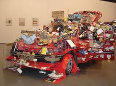 Image result for thomas hirschhorn
