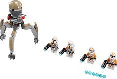 LEGO Star Wars: Utapau Troopers