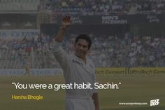 35 Fitting Quotes About Sachin Tendulkar That Prove He's The God Of Cricket