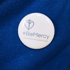 Year of Mercy pin | Daughters of Charity Vocations