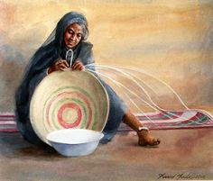 Maher Art Gallery: farid Fadel Hanna Murkus/ Egyptian Anime Comics, Rajasthani Art, Arabian Art, Egypt Art, Traditional Art, Fine Art Photography, Fine Art America, Photo Art, Folk Art