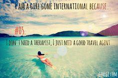Week 1 – I am a GGI because .. | Girl Gone International #expat #travel