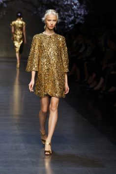 dolce and gabbana ss 2014 women fashion show runway 29 zoom
