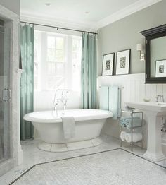 Vintage Style for Today: Traditional Bathroom with Classic Style
