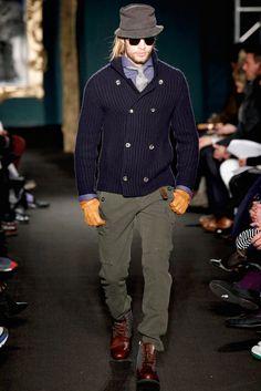 Fall 2012 Menswear - Michael Bastian