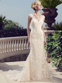 Casablanca Bridal 2155 Wedding Dress with Casa Blanca Wedding Dress