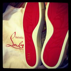 The Red Sole.