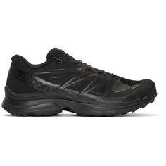 #SSENSE - #SALOMON Salomon Black Limited Edition S-Lab Wings 8 Sneakers - AdoreWe.com