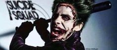 Fan Art Of Jared Leto As The New Joker In The 2016 Movie Suicide Squad